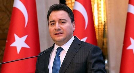 Ali Babacan 'Dövizdeki dalgalanma düştü'