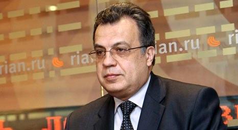Andrey Karlov 'Soçi'de iş yapan Türk müteahhitleri diğer projelerde de etkili olmalı'