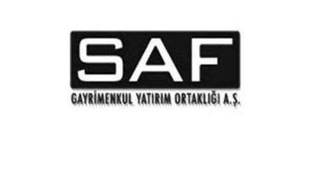 Saf GYO 2013 yılı faaliyet raporunu açıkladı