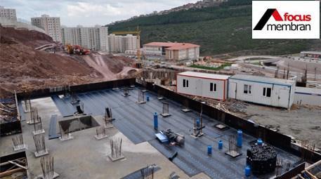 Su yalıtımı ile binaların ekonomik ömrü uzuyor