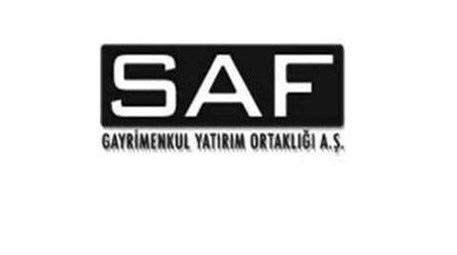 Saf GYO logosu