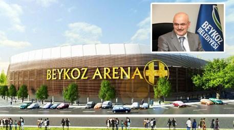 Yücel Çelikbilek, Beykoz Arena Stadyumu yapacağının sözünü verdi
