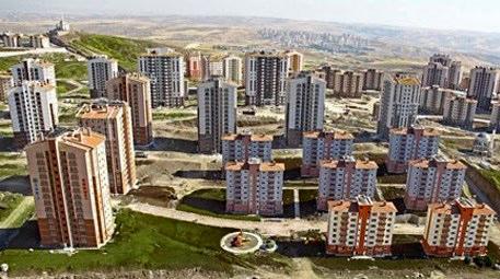 TOKİ Adana konutları