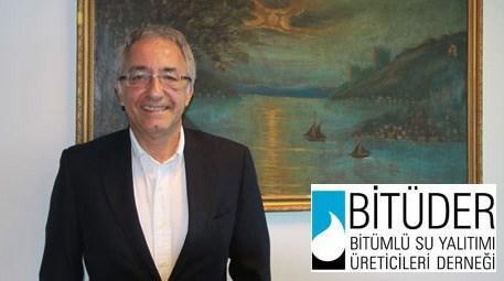 BİTÜDER 'Sağlıklı ve konforlu yapılar için su yalıtımı şart'