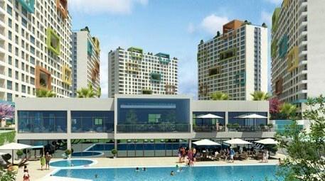1stanbul projesinin yüzme havuzunun bulunduğu sosyal tesis