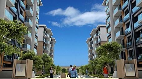 Bahçelievler Garden Hill Evleri'nde 435 bin liraya