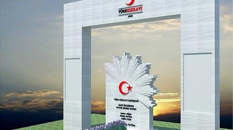 kara fatma için yapılacak anıt mezar