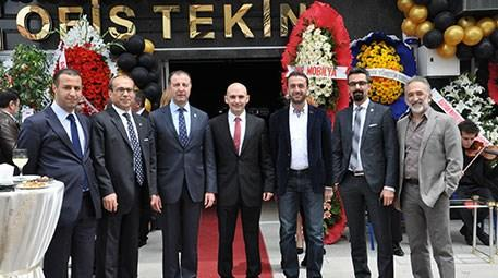 Ankara Ofis Tekin Exclusive açılış töreni