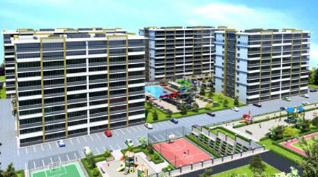Armonia Concept Residence yüksek bloklar