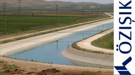 Özışık İnşaat DSİ sulama görseli
