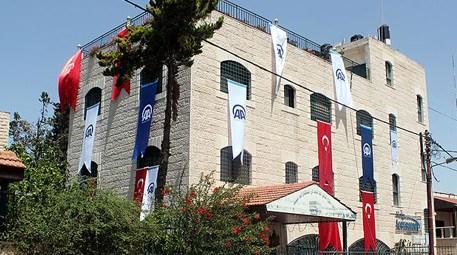 AA Kudüs ofisi