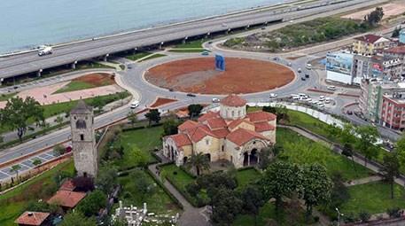 Trabzon'un 'Ayasofya Kentsel Dönüşüm Projesi'nde sona gelindi