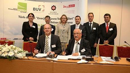 Türkiye ve Almanya yenilenebilir enerjide işbirliği yapacak