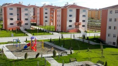 TOKİ Diyarbakır Ergani konutları