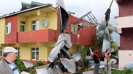 Ardahan binalarda hasar tespit çalışması