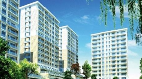 kayacity residence projesine ait bloklar