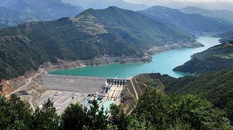 İstanbul'daki barajlarda doluluk oranı yüzde 20,7