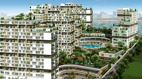 terrace mix evlerinin sosyal donatı alanları