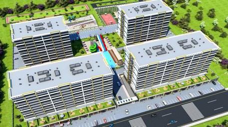 Armonia Concept Residence vaziyet planı