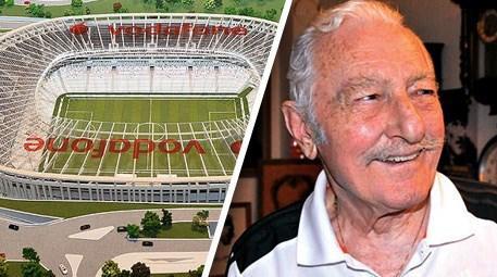 Vodafone Arena Stadı ve Süleyman Seba