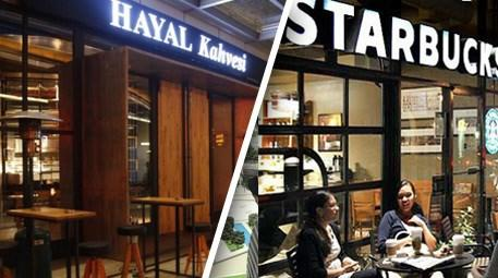 Hayal Kahvesi ve Starbucks