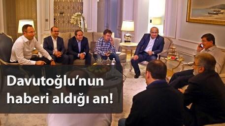 Ahmet Davutoğlu twitter açıklama