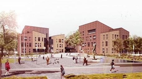 Lapseki Hükümet Konağı Mimari Proje Yarışması ile ödül alanlar...
