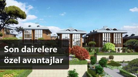 Şehrizar Konakları villaları
