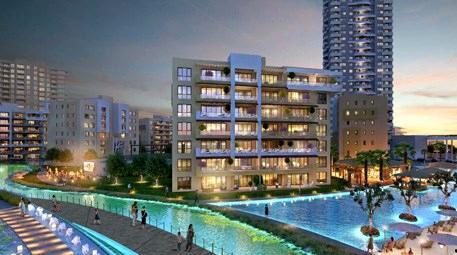 aqua city denizli konut projesi