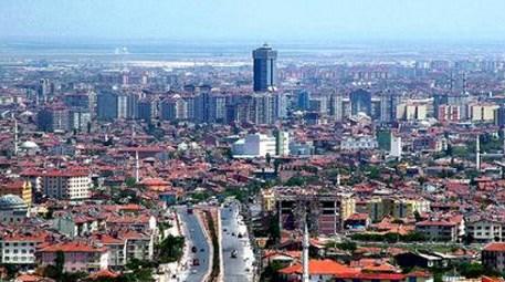 Konya'da satışa çıkarılan arsa 7.5 milyon liraya alıcı bekliyor