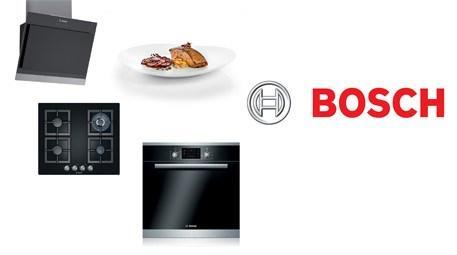 Bosch ankastre set