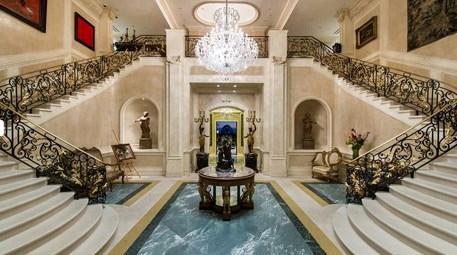 Bu ev ABD'nin en pahalı evi!