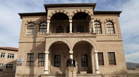 Kayseri'deki Ağırnas Mahallesi, Mimar Sinan'ın izlerini taşıyor