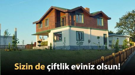 Naturalm çiftlik Evlerinin Fiyatları Güncellendi