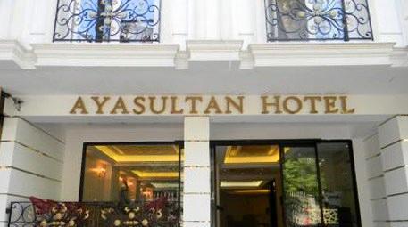 Nihat Hatipoğlu'nun Aya Sultan Oteli
