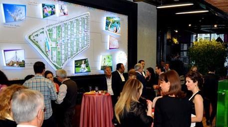 Park Mozaik'te ev alanlar yeni yıl partisinde buluştu!