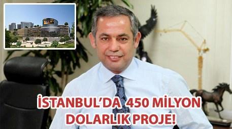 Nata Holding, Sultangazi'de karma proje inşaatına başladı!