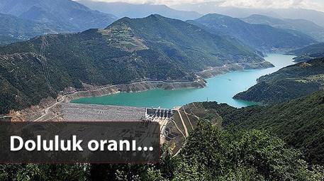 İstanbul'daki barajlardan sevindirici haber!
