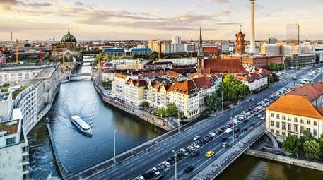 Avrupa'nın en cazip şehri Berlin seçildi
