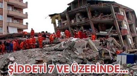 marmara tekirdağ şarköy depremi