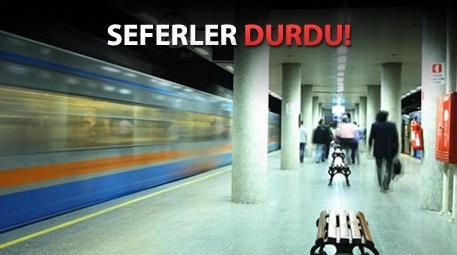 Taksim - Yenikapı metro seferleri