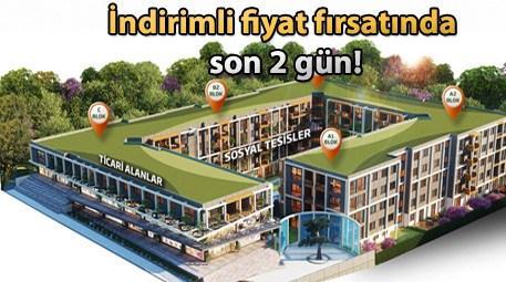 Kurtköy'ün incisinden Mart'a özel fırsatlı daireler!