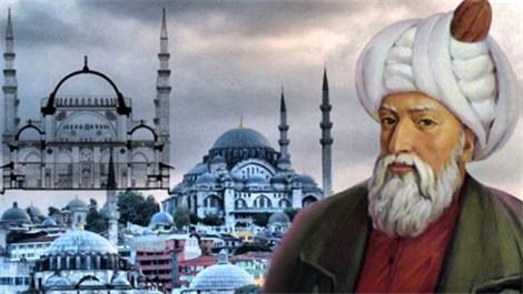 Mimar Sinan'ın eserleri sergilenecek!