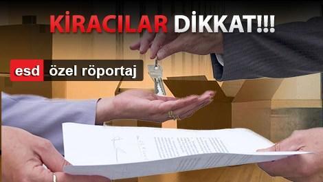 KİRADER: Kiracıyla ev sahibinin koşulları eşit!