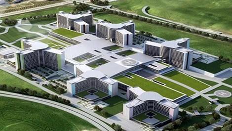 Türkiye'de 34 şehir hastanesi hizmete giriyor!