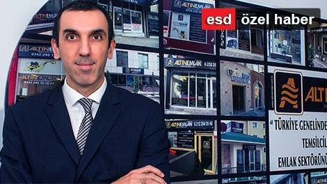 """Hakan Erilkun, """"Yabancıya satış kontrollü olmalı"""""""