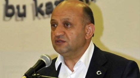 Fikri Işık, Müteahhitler Birliği üyeleri ile toplantı düzenledi