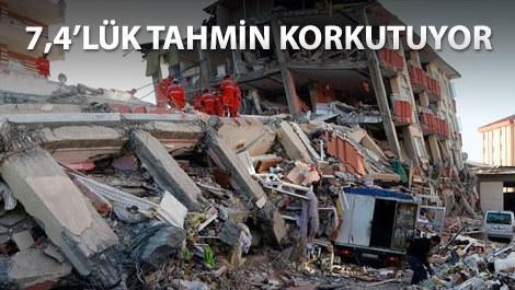 İstanbul için ürküten deprem uyarısı!