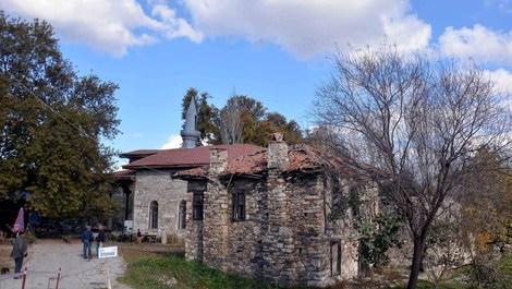 Stratonikeia'da Osmanlı dönemine ait cami restore edilecek