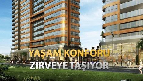 The Mandarins Limited Acıbadem projesi